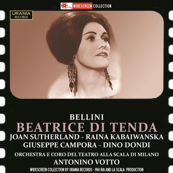 Antonino Votto - Bellini: Beatrice di Tenda