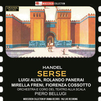 Mirella Freni - Handel: Serse (Xerxes), HWV 40 [Recorded 1962]