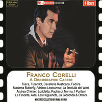 Franco Corelli - A Discographic Career