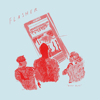 Flasher - Burn Blue