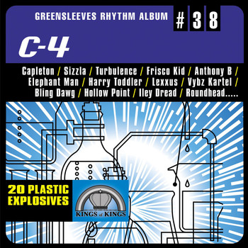 Various Artists - Greensleeves Rhythm Album #38: C-4