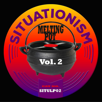Various Artists - Melting Pot, Vol. 2