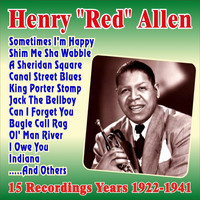 "Henry ""Red"" Allen - 15 Recordings Years 1922-1941"