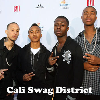Cali Swag District - Cali Swag District