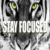 Ambitious - Stay Focused