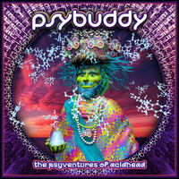 Psybuddy - The Psyventures of Acidhead - EP