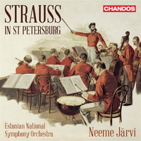 Neeme Järvi - Strauss in St. Petersburg