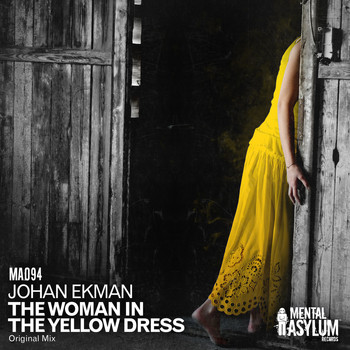 Johan Ekman - The Woman in the Yellow Dress