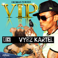 Vybz Kartel - V.I.P (Remastered) - Single