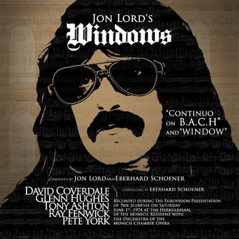 Jon Lord - Windows (2017 Reissue)
