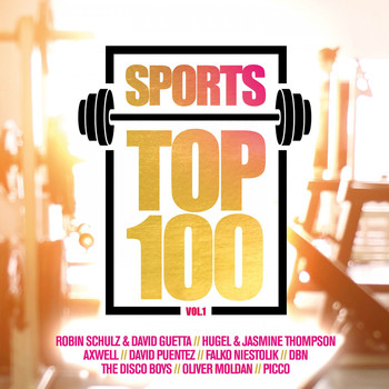 Various Artists - Sports Top 100, Vol. 1 (Explicit)