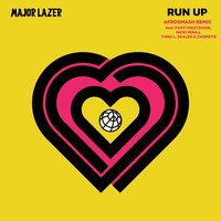 Major Lazer - Run Up (feat. PARTYNEXTDOOR, Nicki Minaj, Yung L, Skales & Chopstix) (Afrosmash Remix [Explicit])