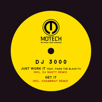 DJ 3000 - Just Work It / Get It