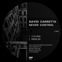 David Carretta - Never Control