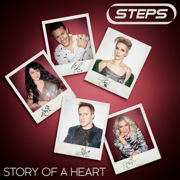 Steps - Story Of a Heart (Remixes)