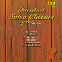 Various Artists - Greatest Salsa Classics Of Colombia, Vol. 2