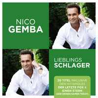 Nico Gemba - Lieblingsschlager