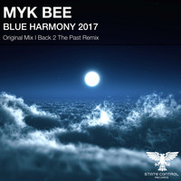 Myk Bee - Blue Harmony 2017