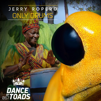 Jerry Ropero - Only Drums