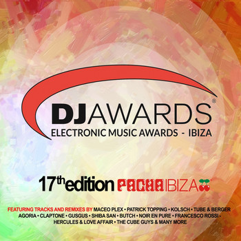 Various Artists - DJ Awards 2014 Ibiza [17Th Edition]