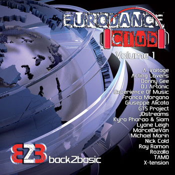 Various Artists - Eurodance Club, Vol. 1 (Back To Basic)