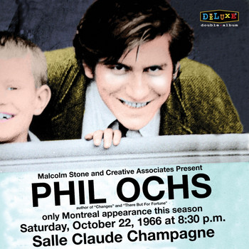 Phil Ochs - Live in Montreal (Live)