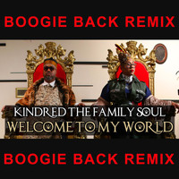 Kindred the Family Soul - Welcome to My World (Boogie Back Remix)