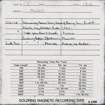 Midnight Oil - Lasseter's Gold (Unreleased Demos)