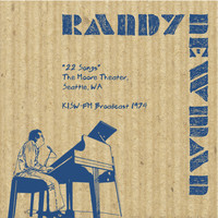 Randy Newman - 22 Songs (The Moore Theater, Seattle, WA KISW-FM Broadcast 1974)