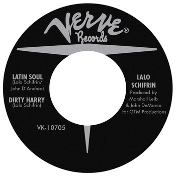 Lalo Schifrin - Latin Soul / Dirty Harry