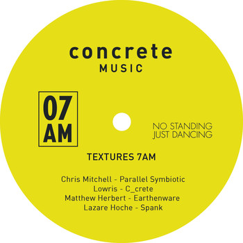 Various Artists - Texture 7AM (No Standing Just Dancing)