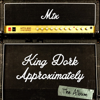 The Mr. T Experience - King Dork Approximately the Album