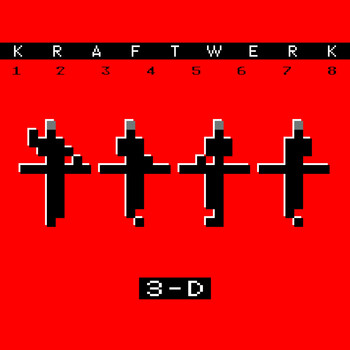 Kraftwerk - 3-D The Catalogue