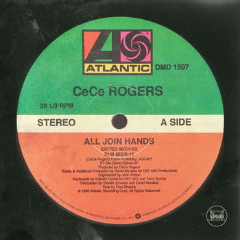 CeCe Rogers - All Join Hands