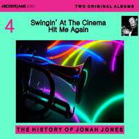 Jonah Jones - Two Original Albums: Swingin' on the Cinema / Hit Me Again