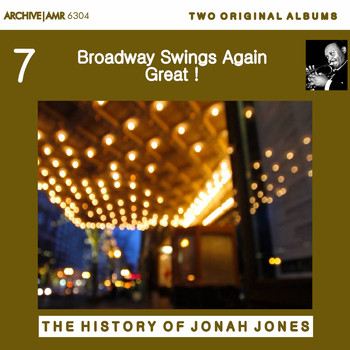 Jonah Jones - Two Original Albums: Broadway Swings Again / Great!
