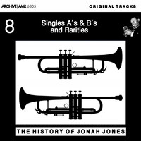 Jonah Jones - Original Tracks: Singles A's and B's / Rarities