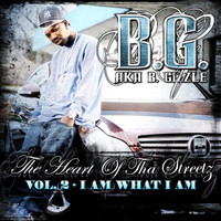 B.G. - The Heart Of Tha Streetz - Volume 2