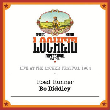 Bo Diddley - Road Runner (Live at the Lochem Festival, 1984)