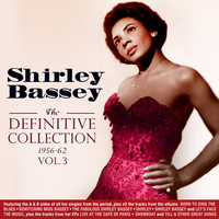Shirley Bassey - The Definitive Collection 1956-62, Vol. 3