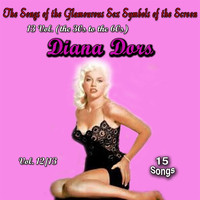 Diana Dors - The Songs of the Glamourous Sex Symbols of the Screen in 13 Volumes - Vol. 12: Diana Dors