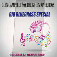 Glen Campbell - Big Bluegrass Special - Original Lp Remastered