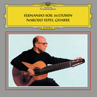 Narciso Yepes - Sor: 24 Etudes For Guitar