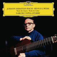 Narciso Yepes - J.S. Bach / Weiss: Works For Guitar