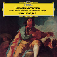 Narciso Yepes - Guitarra Romantica