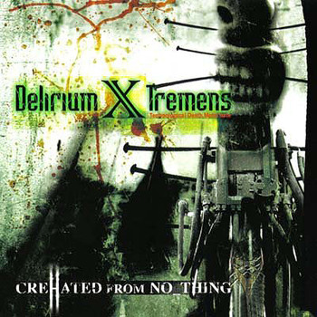 Delirium X Tremens - Crehated from No_Thing