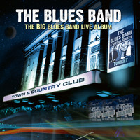 The Blues Band - The Big Blues Band Live Album