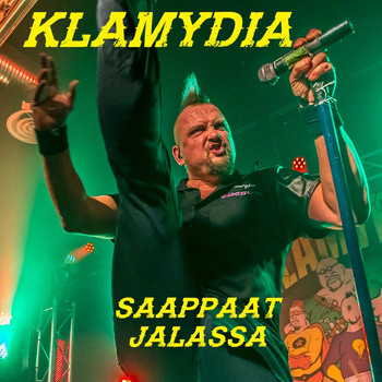 Klamydia - Saappaat jalassa - Single (Explicit)
