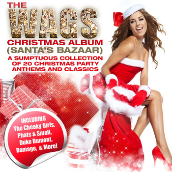 The Wags Christmas Album Santas Bazaar 6467145 also Greatest Hits as well Gloria Gaynor I Will Survive likewise Like An Everflowing Stream 1 besides Happiness Is The  plete Recordings. on electric daisy carnival 2016 nyc