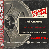 The Charms - Henry Stone Presents Analog Archives the Charms1950's
